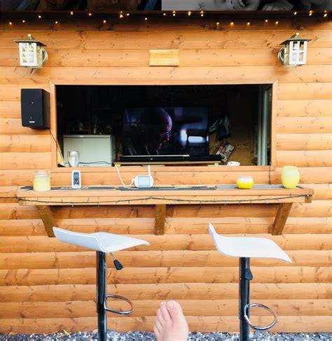 smart outdoor bar ideas