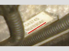 N52B30 Engine What does 'AF' suffix mean? 5Seriesnet
