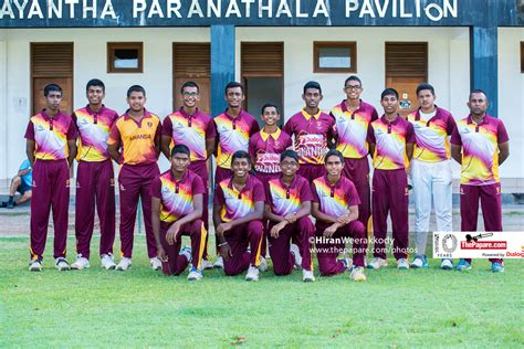 ananda college  cricket team preview