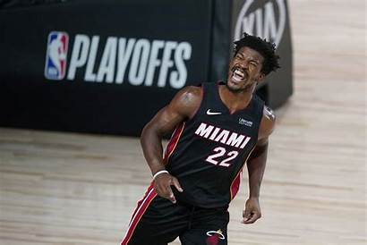 Jimmy Butler Miami Heat Much Ashley Playing