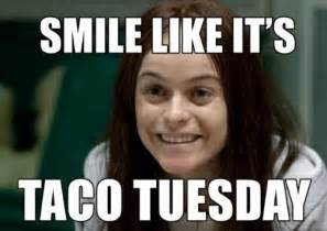 Funny Taco Tuesday Meme