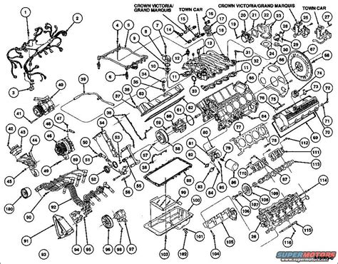 2001 Ford 4 0l Engine Diagram by 1994 Ford Crown Diagrams Picture Supermotors Net