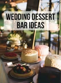 it s all about the wedding desserts wedding by wedpics - Wedding Dessert Ideas