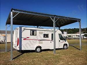 Carport Camping Car : abri camping car garages abri m tallique carport carports ~ Dallasstarsshop.com Idées de Décoration