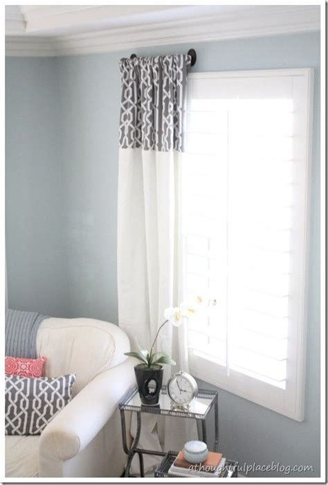 want to do this with my fabric curtains matching pillows