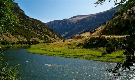 wind river wyoming fly fishing camping boating alltrips