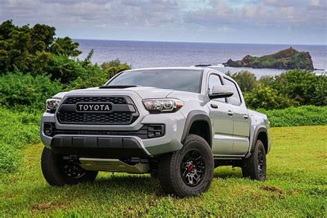 2018 Toyota Tacoma Trd Pro Horsepower