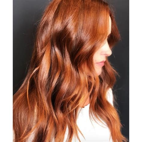 Rich Red Color From Lanza Healing Haircare Get The
