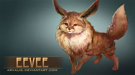 lets draw realistic eevee youtube