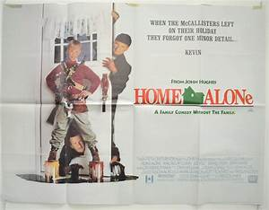 Home Alone (Design 2) - Original Cinema Movie Poster From ...