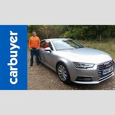 Audi A4 Saloon 20152019 Review  Carbuyer Youtube
