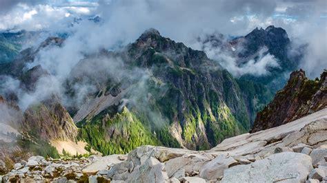 4k Mountain Resolution Background Desktop Wallpapers High