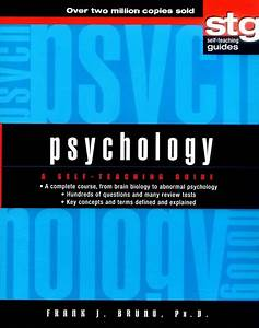 Download  Psychology A Self-teaching Guide