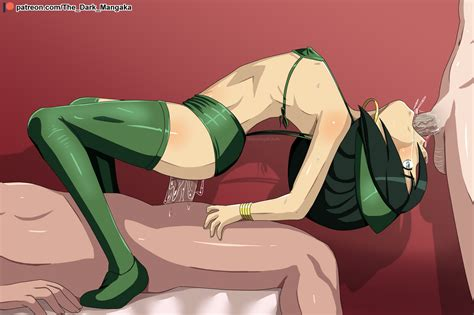 Patreon Toph Beifong By The Dark Mangaka Hentai Foundry