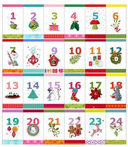 Calendrier De L Avent The : le calendrier de l 39 avent les petits bonheurs de miss t ~ Preciouscoupons.com Idées de Décoration