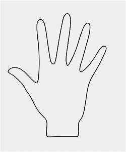 Image Gallery hand outline