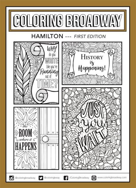 Sit in movie theater clipart. Hamilton - SET 1, Broadway, Coloring Card, Musical, Theater, Hand-drawn, Just You Wait, Room ...