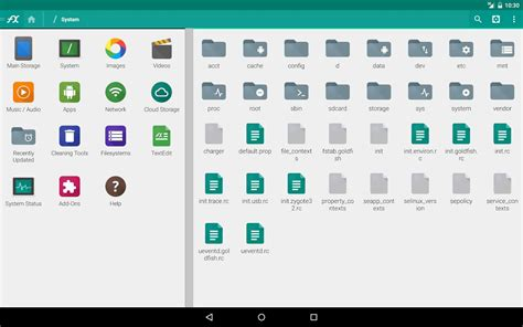 android file fx android file explorer ersetzt esdateimanager got tty