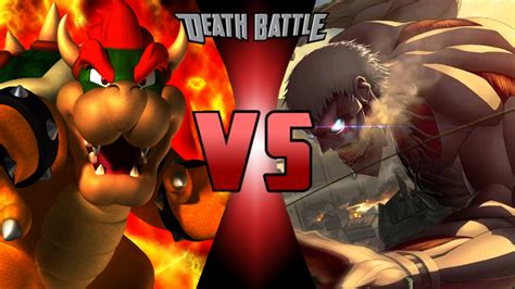 Prelude Bowser Vs The Titans By Metamaster54610 On Deviantart