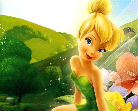 bureau f馥 clochette tinkerbell wallpaper desktop free tinkerbell wallpaperdpix fee clochette fee clochette clochette et fée