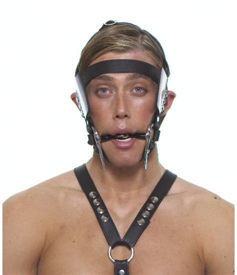 For Play :: Headgear :: (hdh2) head harness