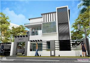 1600 Sq FT Modern House Design 1600 Sq FT Modular Home ...