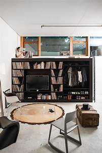 Quotliving cubequot offers stylish storage solution for Studio apartment storage