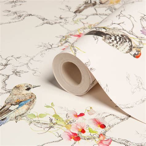 statement ornithology birds   metallic effect