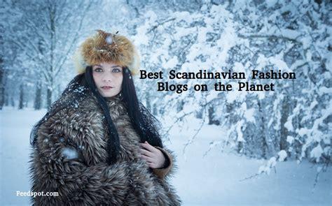 Top 40 Scandinavian Fashion Blogs
