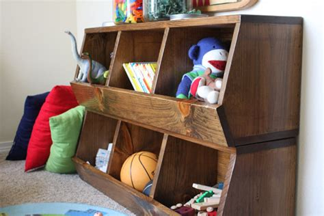 Cool Storage Ideas To Organize Your Kids Room
