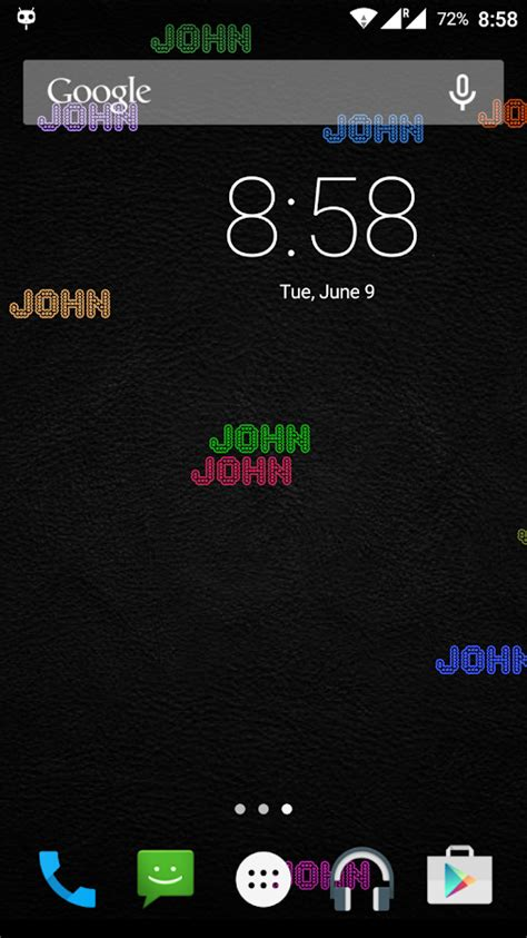 name live wallpaper apps my name live wallpaper android apps on play