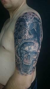 Tattoo Leben Und Tod : corsa opc leben und tod tattoos von tattoo ~ Frokenaadalensverden.com Haus und Dekorationen