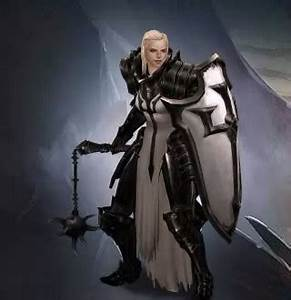 Diablo 3 Reaper of Souls: Crusader Female - Orcz.com, The ...