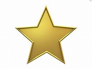 Gold star | PSDGraphics