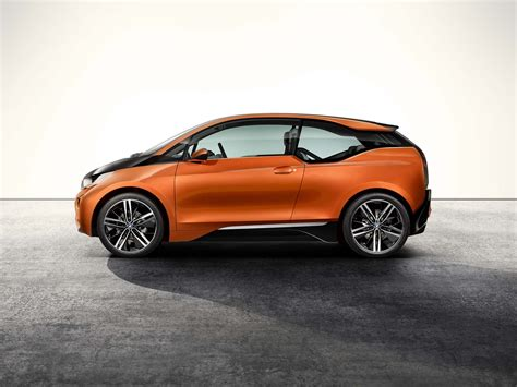 Elã Ctric by Brain Teaser The Bmw I3 Electric Car Will An
