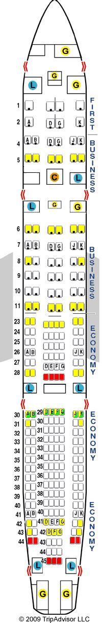 choisir siege air crash aerien aero quelle siege choisir sur un a340