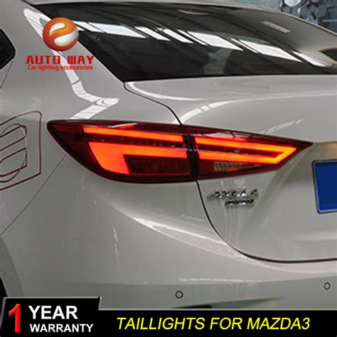 Mazda3 At Light by Aliexpress Buy Car Styling For Mazda3 Axela