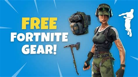 fortnite gear twitch prime pack