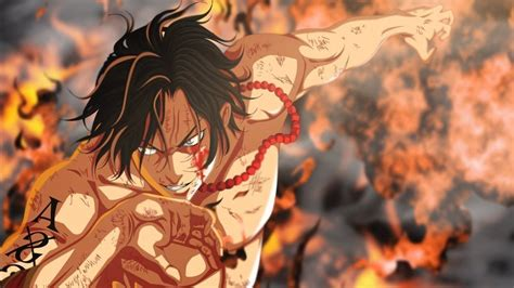 One Piece Novela De Ace Resumen Completo