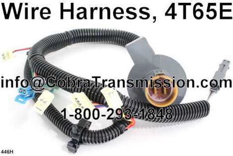 4t65e Wiring Harnes by Wire Harness 4t65e D84446h 230 99 Cobra Transmission