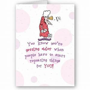 funny birthday card ideas | Sylvie Guillems