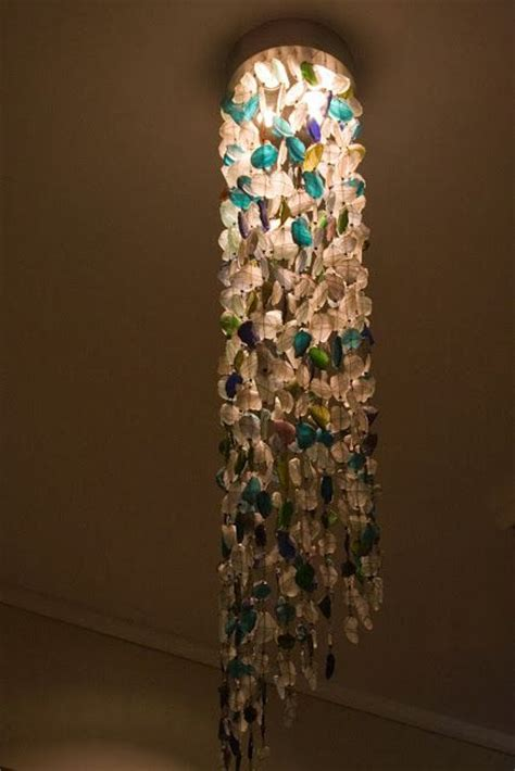 1000 images about recycled chandelier on