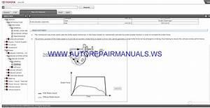 Toyota Service Manual  Workshop Manual  Wiring Diagram Dvd