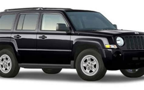 jeep commander vs patriot 2009 jeep patriot vs ford escape subaru forester scion