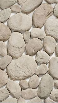 3D Stone Pattern II   Stone cladding, Faux stone wallpaper ...
