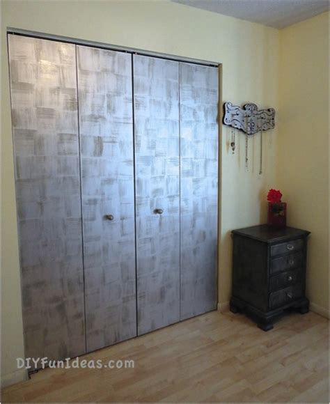 how to easily faux silver leaf with paint do it yourself