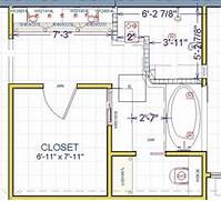 In The Master Bath From HousePlans Master Bathroom Floor Plans Small Bathrooms Shower Designs For Small Spaces Shouldn 39 T Mean Small Master Bathroom Floor Plans Small Bathroom Floor Plans For 12 X 6 Small Bathroom Floor Plans