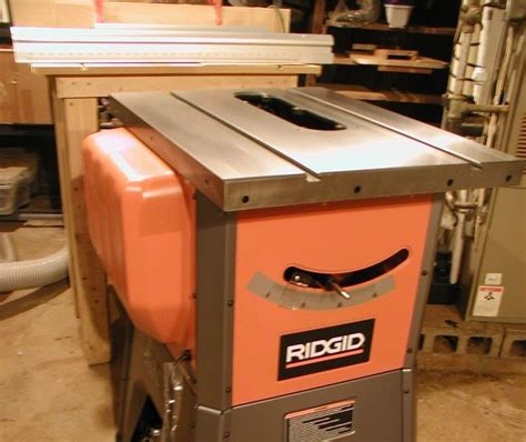 furnitude ridgid  table  wings  rails