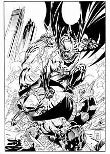 Batman VS Bane By Ardian Syaf On DeviantArt