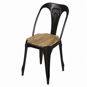 Chaises Scandinaves Noires : blanc manger cuisine ensemble noir salle chaise bois table laque jardin flen encastrable ~ Teatrodelosmanantiales.com Idées de Décoration